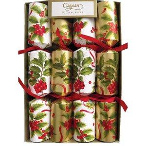 Caspari Caspari Christmas Trimmings Crackers