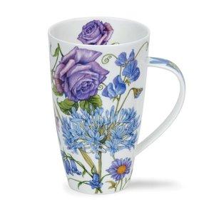 Dunoon Dunoon Henley Shaftesbury Mug Blue