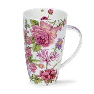 Dunoon Dunoon Henley Shaftesbury Mug Pink