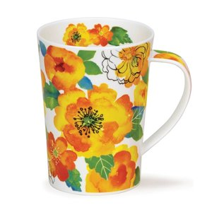 Dunoon Dunoon Argyll Palermo Yellow Mug