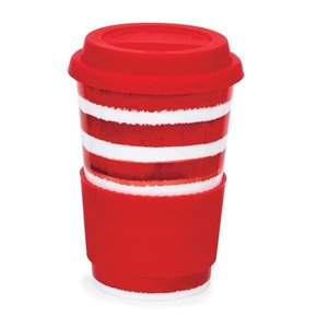 Dunoon Dunoon Travel Mug Hoopla Red