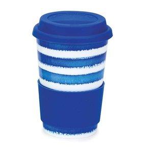 Dunoon Dunoon Travel Mug Hoopla! Blue