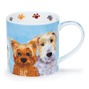 Dunoon Dunoon Orkney Furry Friends Dog Mug