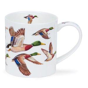 Dunoon Dunoon Orkney Gamebirds in Flight Mallard