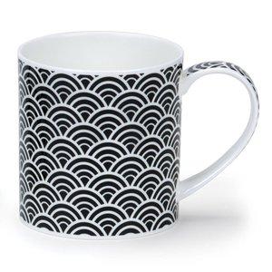 Dunoon Dunoon Orkney Mono Arcs Mug