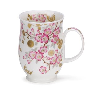 Dunoon Dunoon Suffolk Sakura Medium Pattern Mug