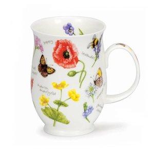 Dunoon Dunoon Suffolk Wayside Mug - Poppy