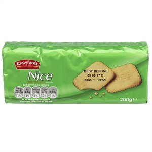 Crawford's Nice Biscuits