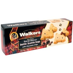Walker's Shortbread Co. Walker's Dottie Scottie Dogs