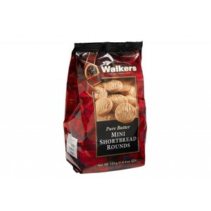 Walker's Shortbread Co. Walker's Mini Shortbread Rounds