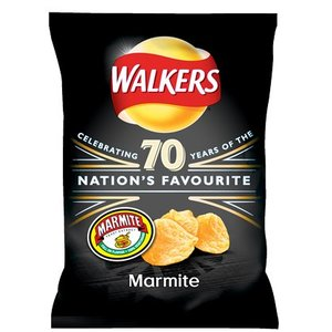 Walker's Walker's Marmite Crisps