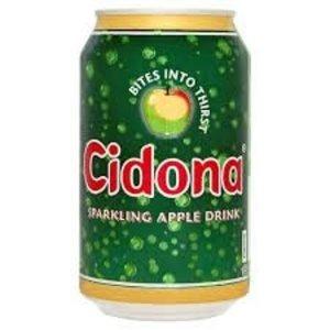 Cidona Sparkling Apple Drink