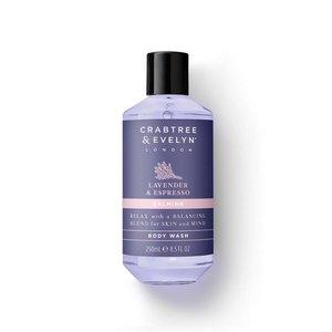 Crabtree & Evelyn C&E Lavender Espresso Bath and Shower Gel