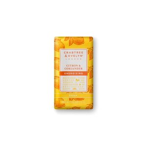 Crabtree & Evelyn C&E Triple Milled Citron and Coriander Soap