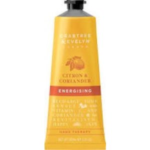 Crabtree & Evelyn C&E Citron and Coriander Ultra-Moisturising Hand Therapy 100mL