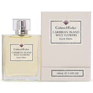 Crabtree & Evelyn C&E Caribbean Island Wild Flowers EDT