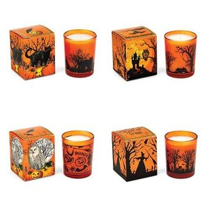 Michel Design Works Michel Design Works Pumpkin-Spiced Gingerbread Votive Candle