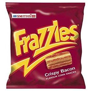 Smith's Frazzles Crispy Bacon