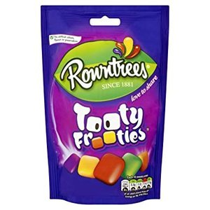 Rowntree's Rowntrees Tooty Fruities 150g