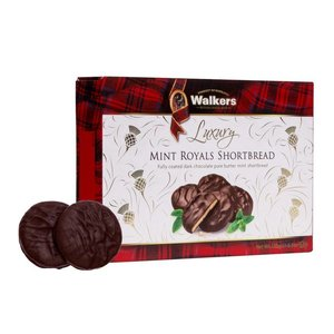 Walker's Shortbread Co. Walkers Luxury Mint Royals Shortbread
