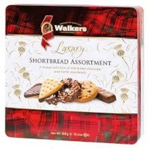 Walker's Shortbread Co. Walkers Luxury Shortbread Assortment