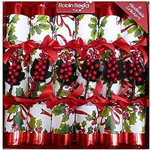 Robin Reed Robin Reed Winter Berry Party Crackers