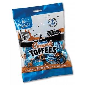 Walkers Nonsuch Walkers Nonsuch Salted Caramel Toffee Bag
