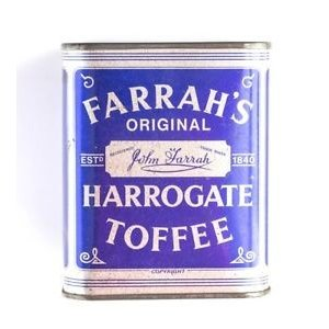 Farrah's Farrah's of Harrogate Original Toffee Tin