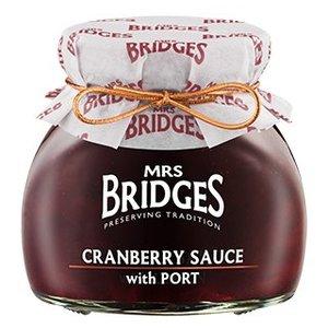 Mrs. Bridges Mrs. Bridges Cranberry Sauce with Port