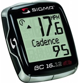 SIGMA Odomètre Sigma BC16.12 STS Double sans fils