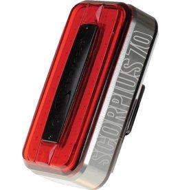 SERFAS Serfas True Flashing Scorpius 70 Rear Light - USB