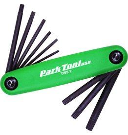 Park Tool Ensemble de clés Torx Park Tool TWS-2