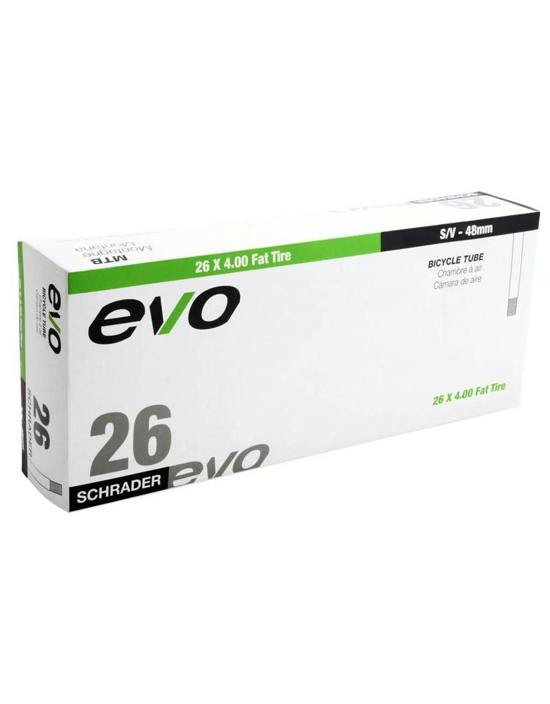 EVO Ch. à air Evo pour Fat bike - Valve schrader 26 x 4.00