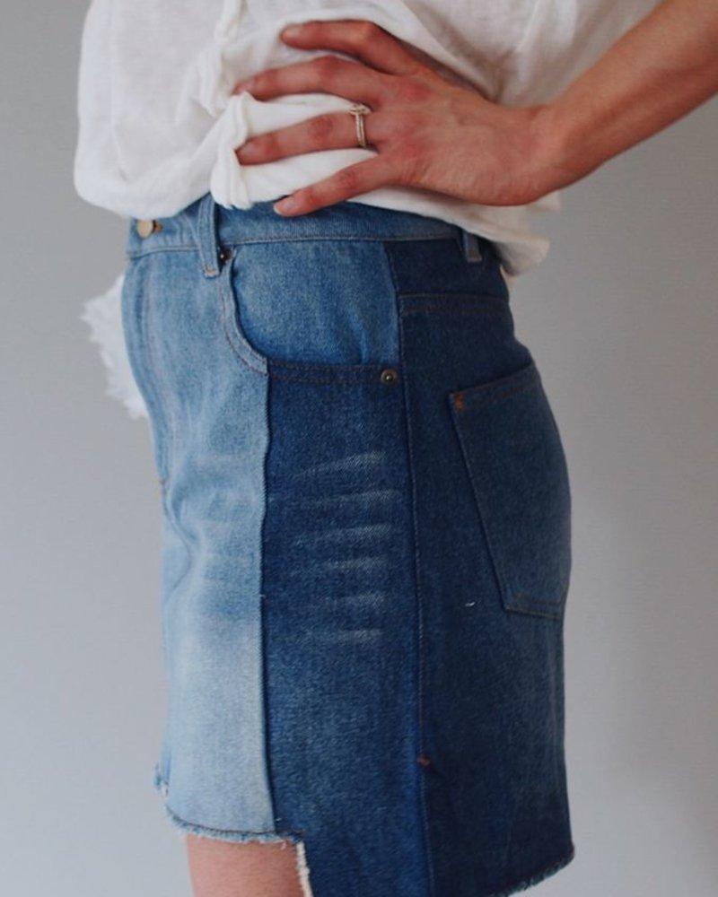 The Leah Skirt