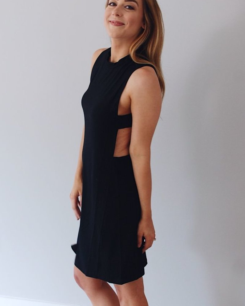 The Maddie Cut Out Dress