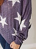 Liberty Star Sweater