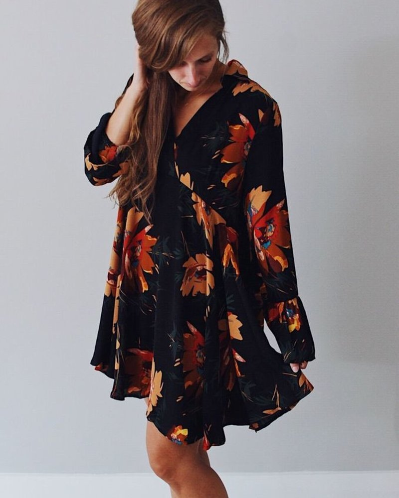 The Leigh Floral Dress