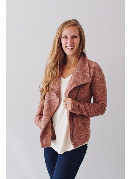 The Audrey Zip-Up Jacket