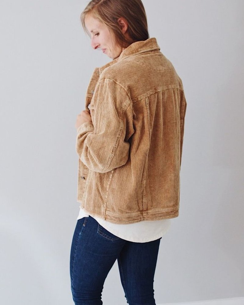 The Ember Corduroy Jacket