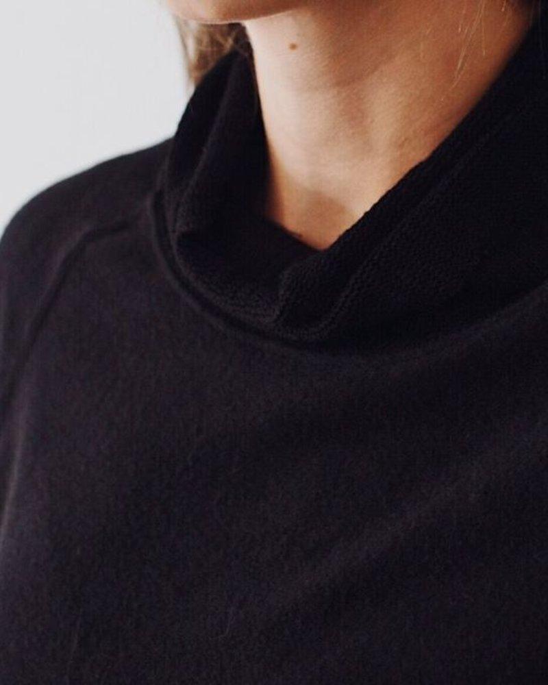 Z-Supply Soft Spun Mock-Neck Pullover