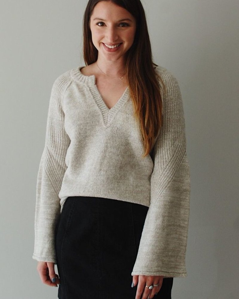 The Maggie Sweater