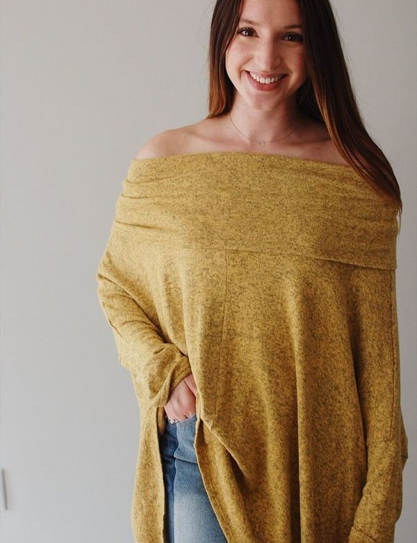 The Aubri Sweater