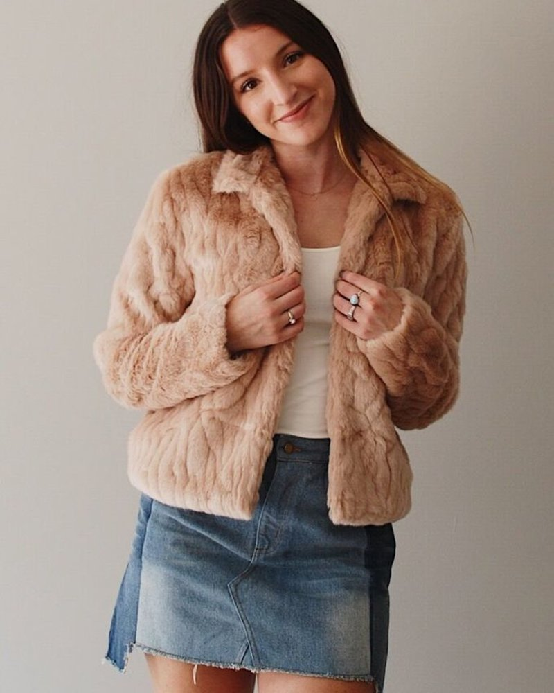 The Gracie Fur Jacket