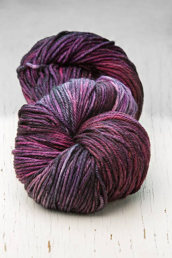 Malabrigo Rios Purples -