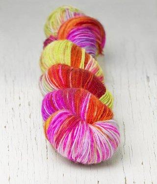 Hedgehog Hedgehog Sock Reds/Pinks -