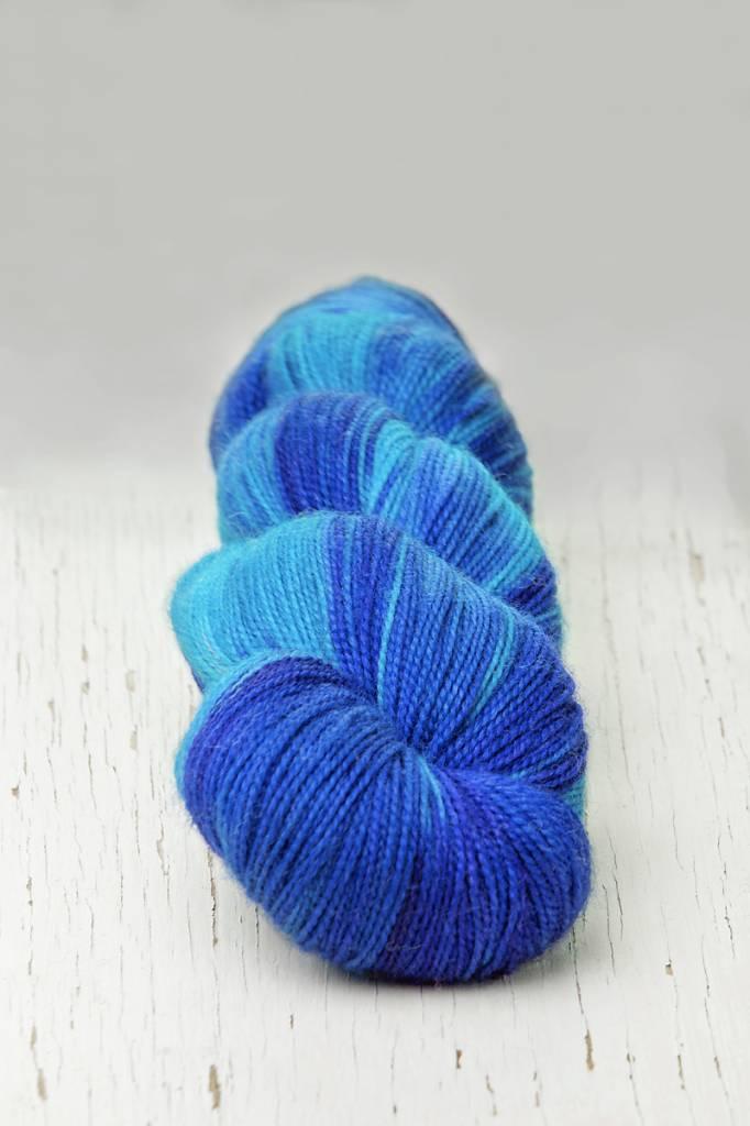 Hedgehog Hedgehog Twist Sock Blue Multi -