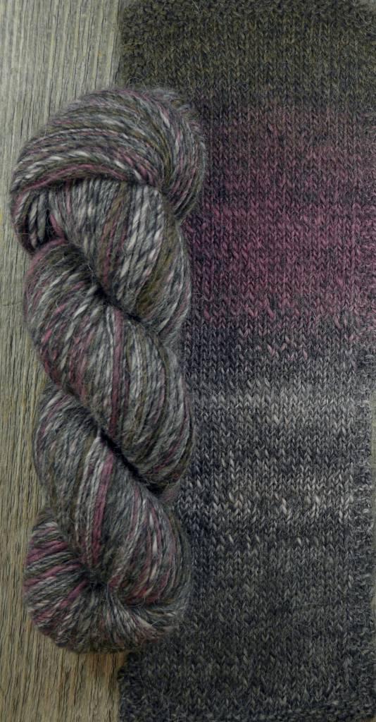 SugarBush Motley Dk Blues/Reds/Purples