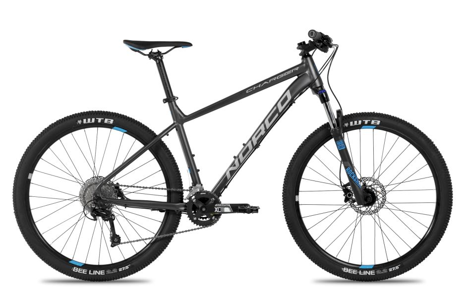 Norco Charger 7.3 Chrcl/Gry/Blue 2017