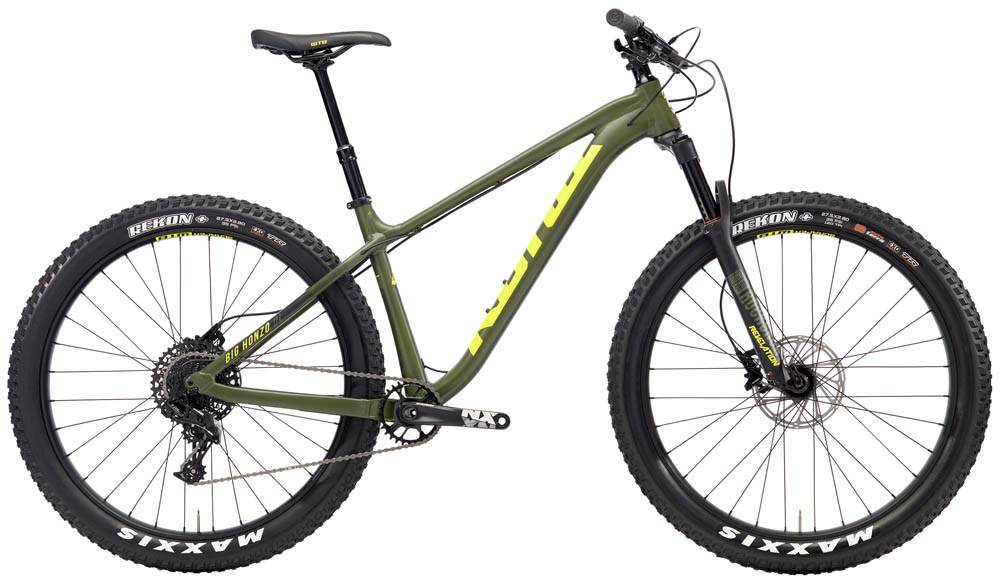Kona Big Honzo DL 2018