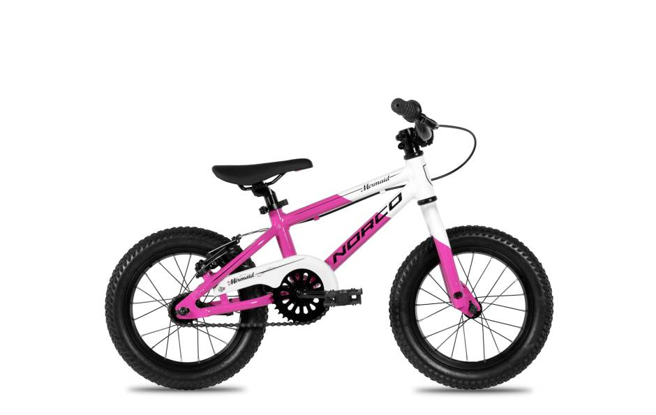 Norco MERMAID A 14 GRLS FUCH/WHT/BLK